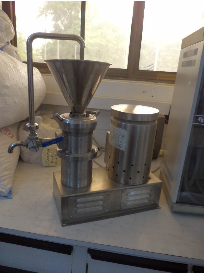 Groundnut Colloid Mill